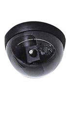 "5"" Mini Surveillance Dome With Simulated Camera"