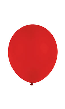 "17"" Latex Balloons - Red"