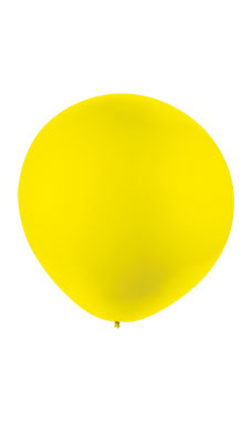"64"" Gigantic Display Balloon - Yellow"
