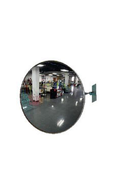 Convex Security Mirror With Swivel Mount