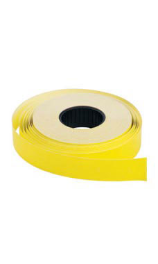 Yellow SSW 2-Line Pricing Gun Labels
